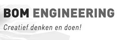 Bom Engineering logo
